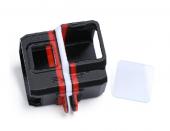 P007713 TPU Adjustable GoPro 8 Mount (0~40°) w/ND8 Lens Filter (en attente info)
