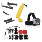 """Pack \""""4-in-1\"""" pour GoPro"""