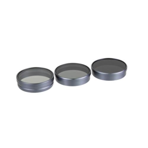 Pack 3 filtres pour drone DJI Phantom 4 - PolarPro