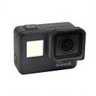 Filtre gradué gris installé sur une GoPro Hero5 Black