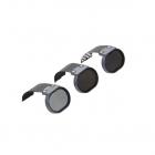 Pack 3 filtres pour DJI Spark PolarPro - vue de côté