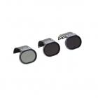 Pack 3 filtres pour DJI Spark PolarPro - vue de biais