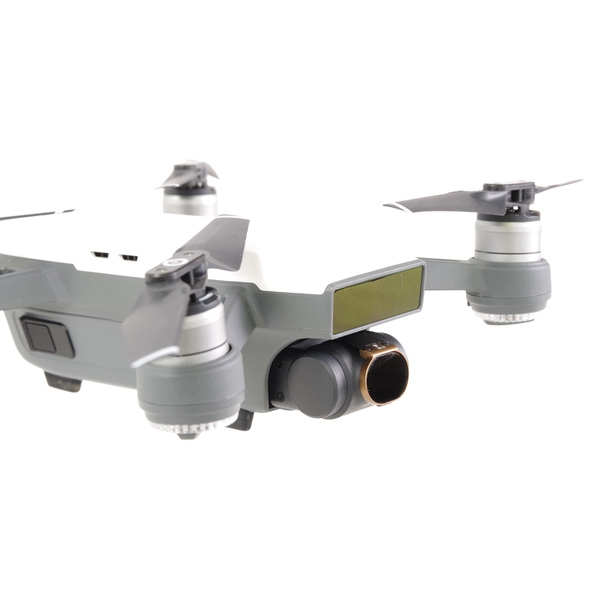 Pack 3 filtres Shutter Collection DJI Spark - PolarPro