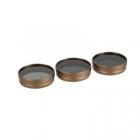 Pack 3 Filtres Vivid collection pour Phantom 4 doré nd 4 8 16 PL
