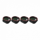 """Pack 4 filtres """"Bright day"""" pour DJI Spark - Freewell"""