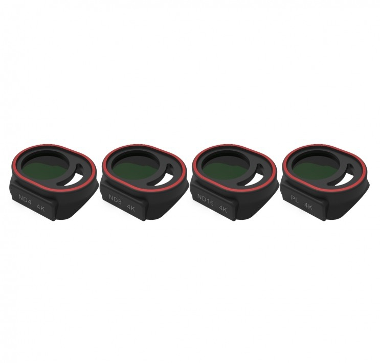 "Pack 4 filtres ""Standard"" pour DJI Spark Freewell"