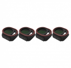 """Pack 4 filtres """"Standard"""" pour DJI Spark Freewell"""