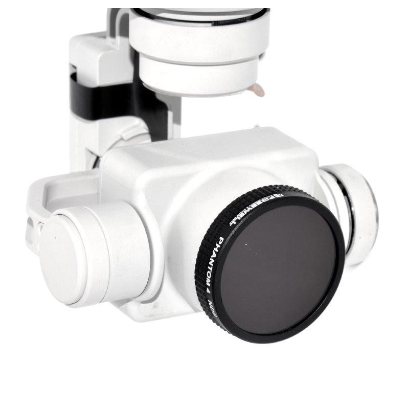 Pack 4 filtres 4K pour Phantom 4 Pro / Pro +