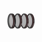 Pack 4 filtres Bright pour Yuneec E90