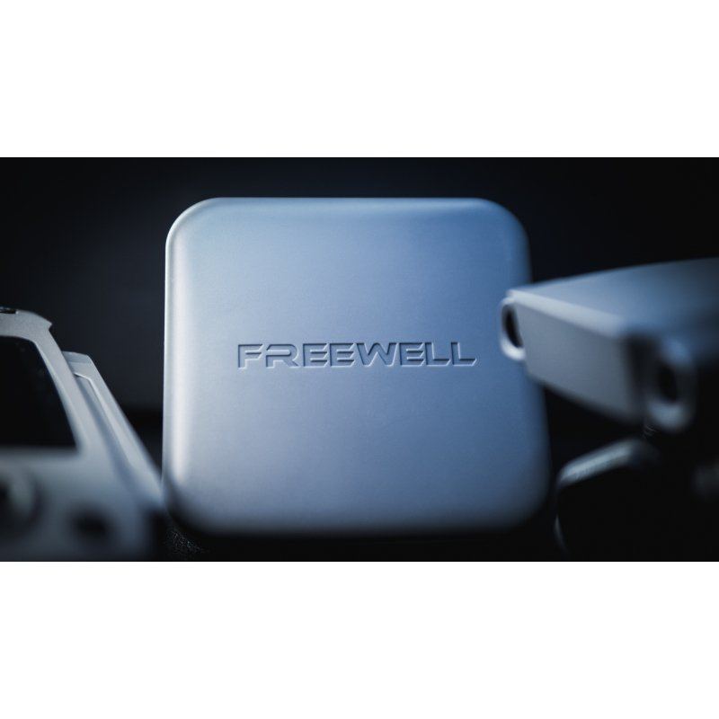Pack 4 filtres DJI Mavic 2 Pro  - Bright Day - Freewell
