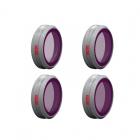 Pack 4 filtres ND/PL Professional pour DJI Mavic 2 Zoom - PGYTECH
