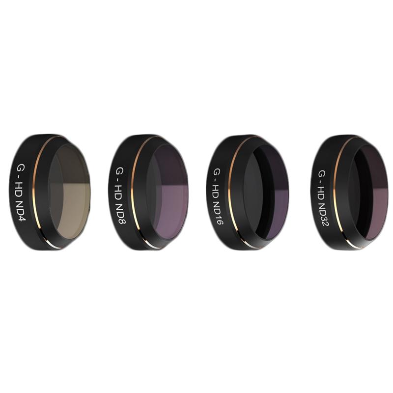 Pack 4 filtres ND pour DJI Mavic Pro