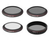 Pack 4 filtres pour DJI Zenmuse X3 Zoom & Z3