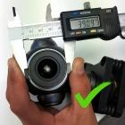 Pack 4 filtres Standard pour Yuneec E90 et C23