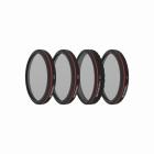 Pack 4 filtres standard pour Yuneec E90
