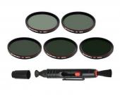 Pack 5 filtres IR ND pour DJI Zenmuse X7