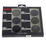 pack 6 filtre inspire 3