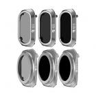 Pack 6 filtres DJI Mavic 2 Pro - Budget Kit - Série E - Freewell