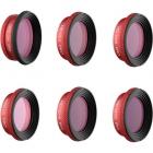 Pack 6 filtres DJI Mavic Air - PRO - PGY