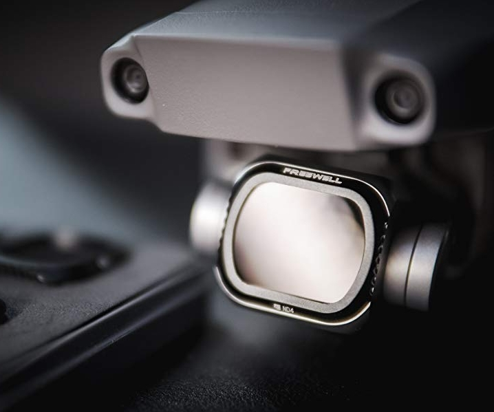 Pack 6 filtres Limited Collection DJI Mavic 2 Pro - Freewell