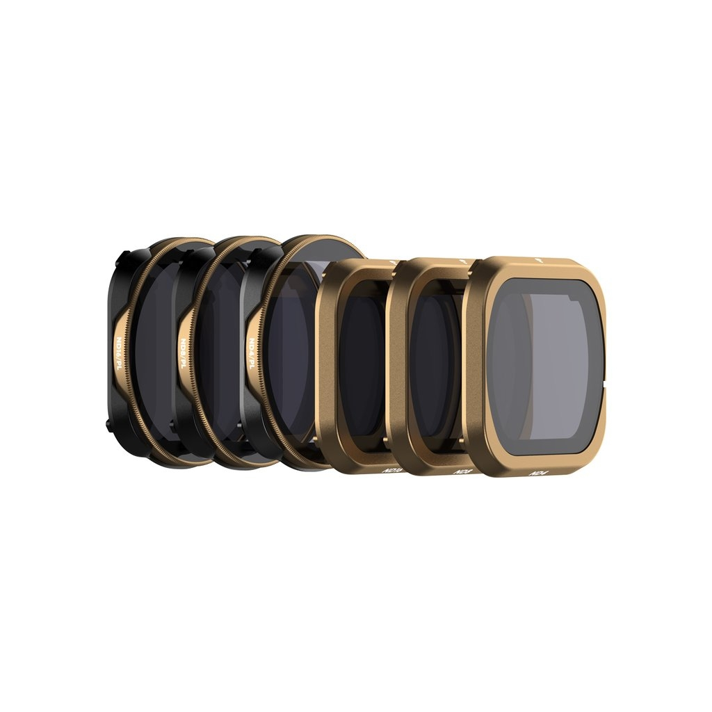 Pack 6 filtres Mavic 2 Pro - Cinema Series - Polar Pro