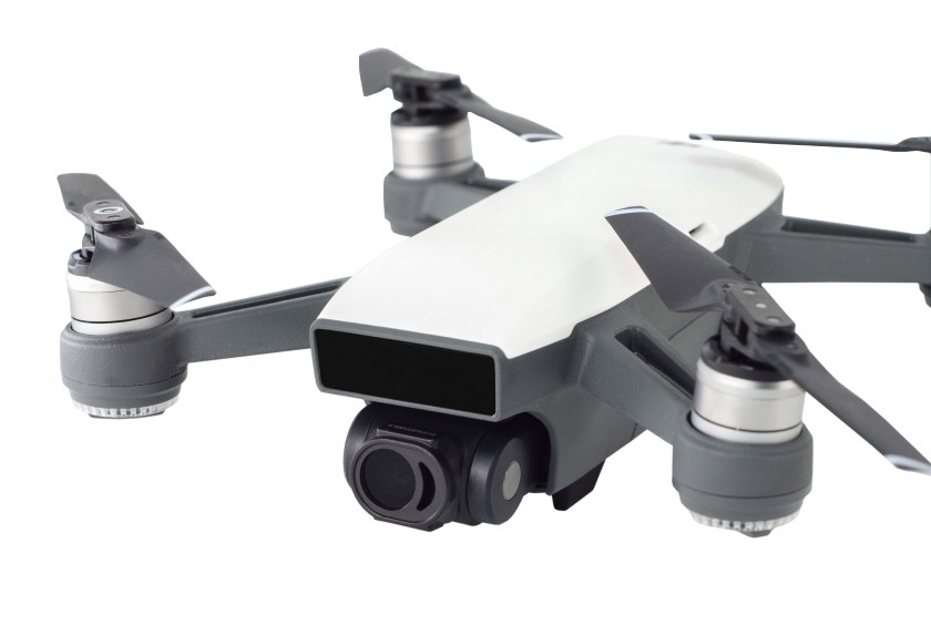 Pack 6 filtres sur DJI Spark - Freewell