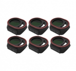 Pack 6 filtres pour DJI Spark - Freewell