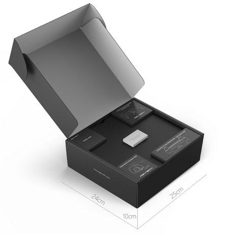 Packaging du pack accessoires PGY pour DJI Mavic Pro