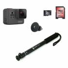 Pack Caméra GoPro Hero5 Black - Offre Noël