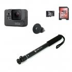 Pack Caméra GoPro Hero6 Black - Offre Noël
