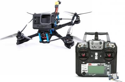 Pack Cidora SL5-E + Flysky i6X