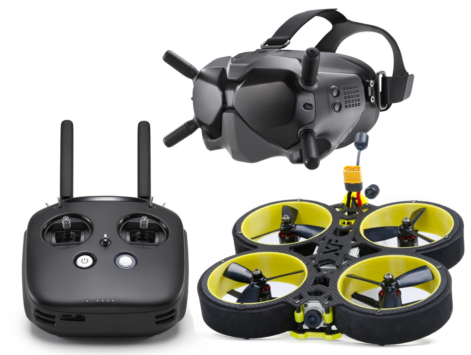 Pack complet BumbleBee HD DJI FPV