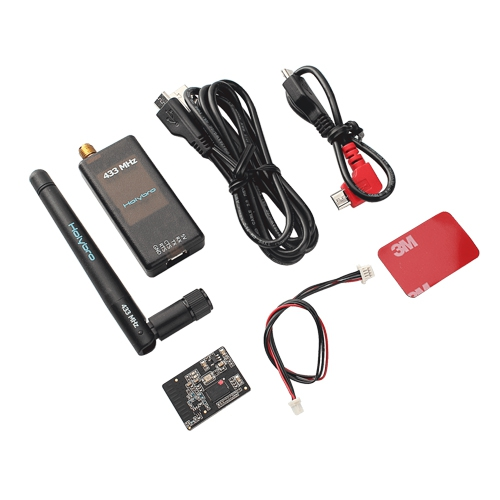 Pack complet contrôleur Pixhawk mini avec télémétrie