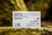 Pack d\'antennes Digital HD pour DJI FPV Combo - Menace RC