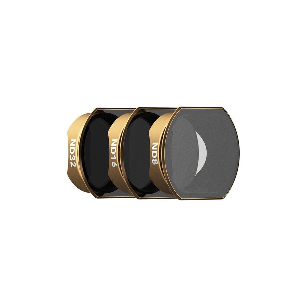 Pack de 3 filtres ND Shutter Collection pour DJI FPV Combo - Polar Pro
