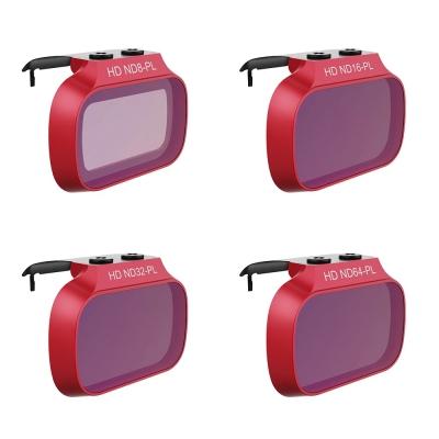 Pack de 4 filtres ND/PL pour Mavic Mini (Professionnel)