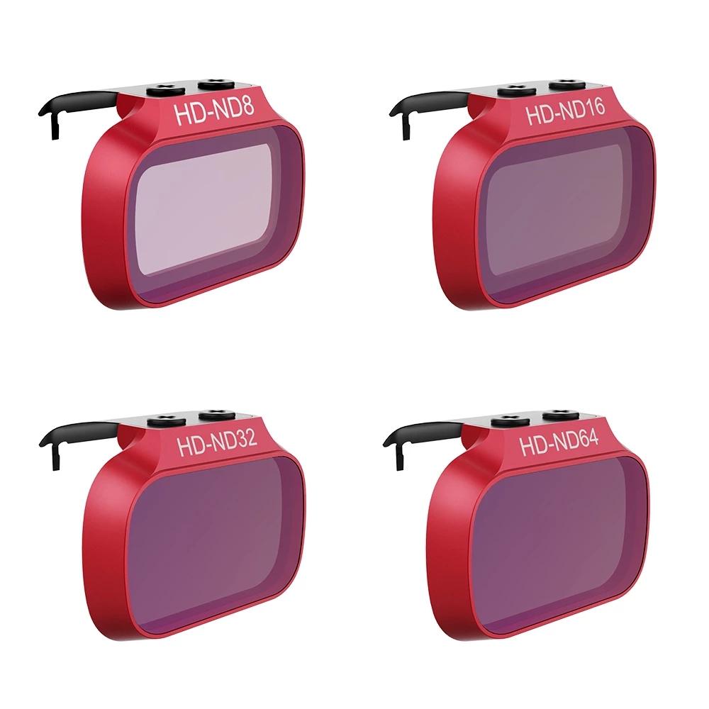 Pack de 4 filtres ND pour Mavic Mini (Professionnel)