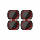 Pack de 4 filtres Osmo Pocket Bright Day - Freewell