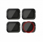 Pack de 4 filtres Osmo Pocket Standard Day - Freewell