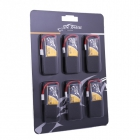 Pack de 6 batteries LiPo Tattu 1S 3.7V 350mAh 30C