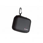 Le pack de fixations pour caméra Drift Compass est livré dans une sacoche semi-rigide