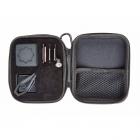 Le pack de fixations pour caméra Drift Compass contient tous les accessoires incontournables pour filmer votre quotidien