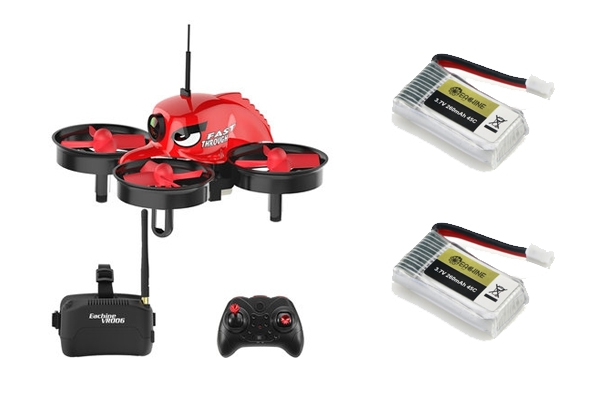 Pack EAchine E013 + 2 batteries - Offre de Noël