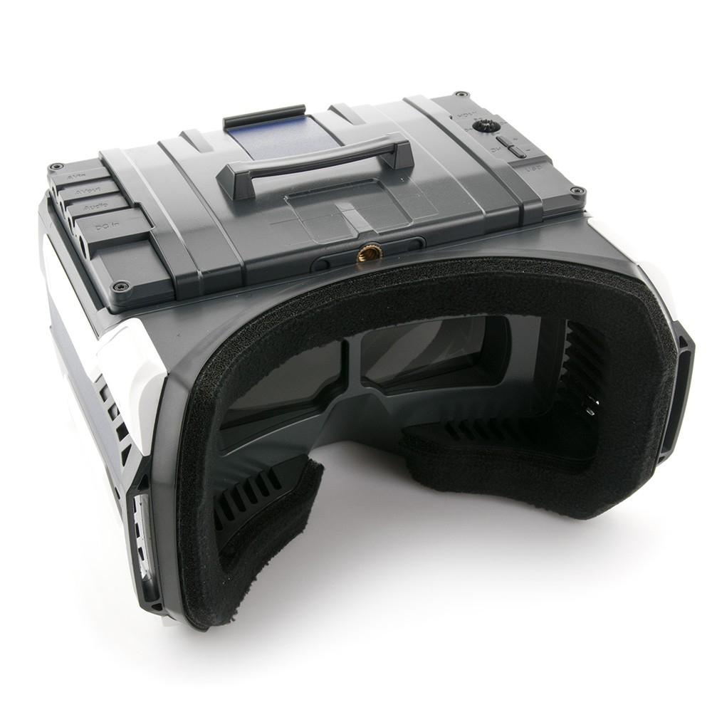 Pack Fatshark Transformer HD vue de trois quart arrière