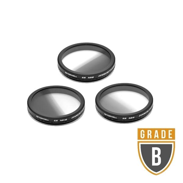Pack filtres ND gradués DJI X5, X5R & X5S - Polar Pro - Occasion