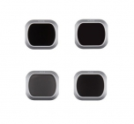 Pack filtres ND pour DJI Mavic Pro (ND4, ND8, ND16 et ND32)