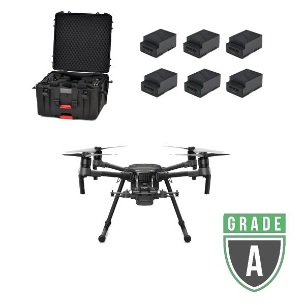 Pack M210 V2 avec valise et 6 batteries - Occasion