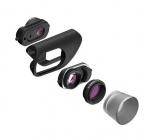 Pack Macro Pro Lens pour iPhone 7 & 7 Plus - vue décomposée