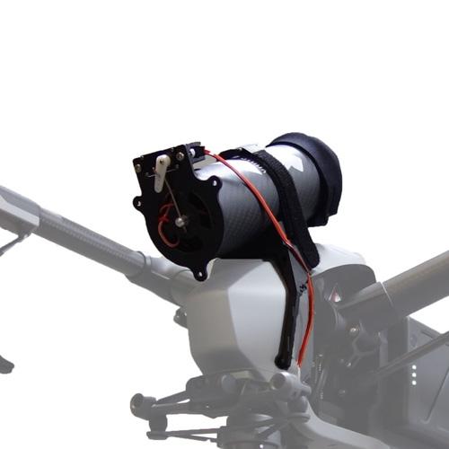 Pack parachute DJI Inspire 2 homologué S1, S2 et S3