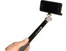 Pack perche 1 mètre + Etui K-Tek pour iPhone